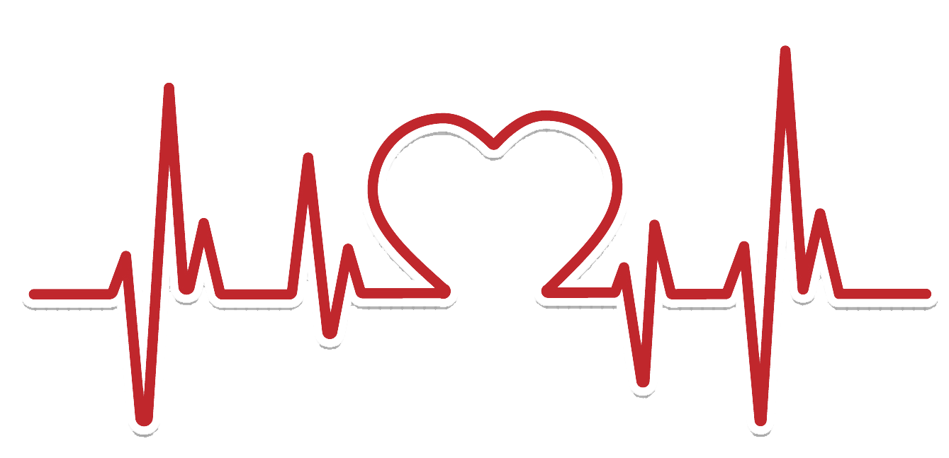 heart rate clip art image